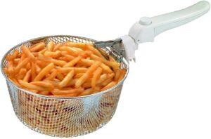 Friteuse sans odeur