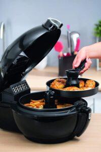 Meilleure friteuse sans huile grande capacité