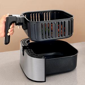 Innsky 5.5 L xxl friteuse électrique sans huile