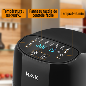 Friteuse Airfryer
